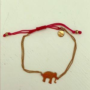 Stella and Dot Elephant bracelet
